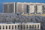 Зима в Ясенево